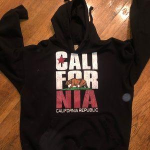 CALIFORNIA hoodie 🤘🏻💪🏻🤙🏻 🔥